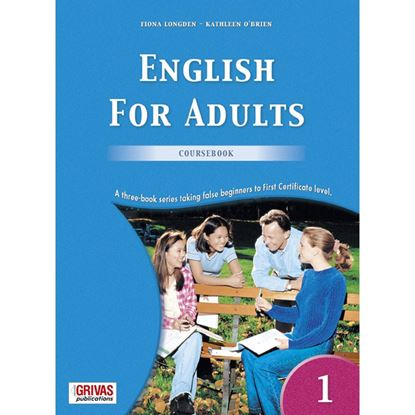 Εικόνα της ENGLISH FOR ADULTS 1 COURSEBOOK