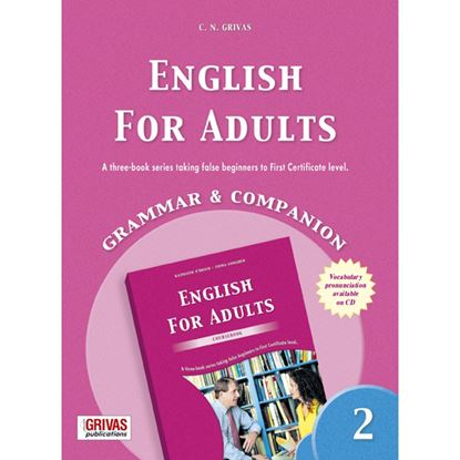 Εικόνα της ENGLISH FOR ADULTS 2 GRAMMAR &COMPANION
