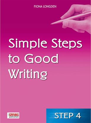 Εικόνα της SIMPLE STEPS TO GOOD WRITING 4