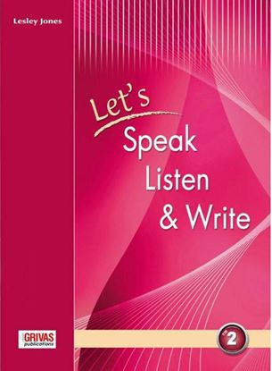 Εικόνα της LET'S SPEAK LISTEN WRITE 2 STUDENTS