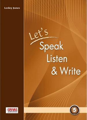 Εικόνα της LET'S SPEAK LISTEN WRITE 5