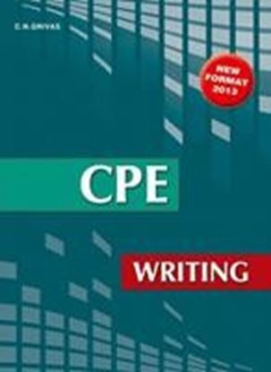 Εικόνα της NEW WRITING CPE STUDENTS BOOK