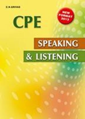 Εικόνα της NEW SPEAKING & LISTENING CPE STUDENTS