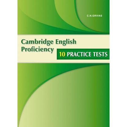 Εικόνα της NEW PRACTICE TESTS(10) CPE STUDENTS