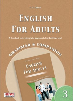 Εικόνα της ENGLISH FOR ADULTS 3 GRAMMAR&COMPANION