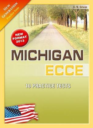 Εικόνα της MICHIGAN ECCE PRACTICE TESTS STUDENTS 2013