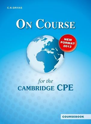 Εικόνα της ON COURSE CPE STUDENT BOOK