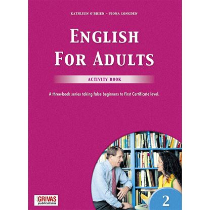 Εικόνα της ENGLISH FOR ADULTS 2 ACTIVITY