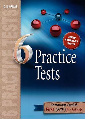 Εικόνα της CAMBRIDGE ENGLISH FIRST FOR SCHOOL 6 TESTS GRIVAS