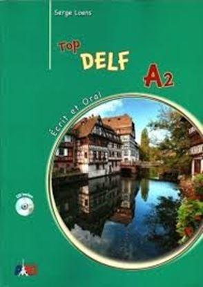 Εικόνα της TOP DELF A2 METHODE (+ CD) ECRIT ET ORAL