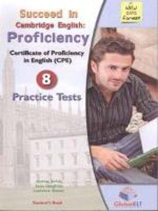 Εικόνα της SUCCEED IN CAMBRIDGE PROFICIENCY 8 TESTS 2013 SB