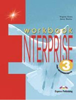 Εικόνα της ENTERPRISE 3 PRE-INTERMEDIATE WORKBOOK