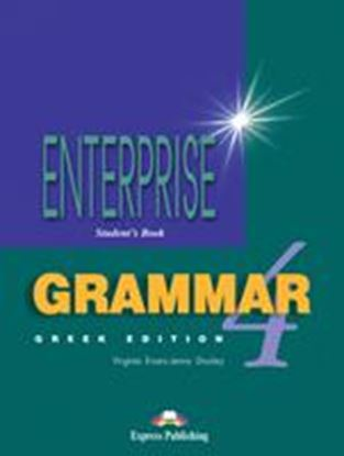 Εικόνα της ENTERPRISE 4 INTERMEDIATE GRAMMAR STUDENT'S BOOK