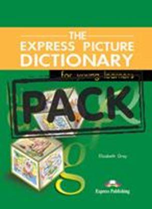 Εικόνα της THE EXPRESS PICTURE DICTIONARY FOR YOU NG LEARNERS (S'S & ACTIV & CD)