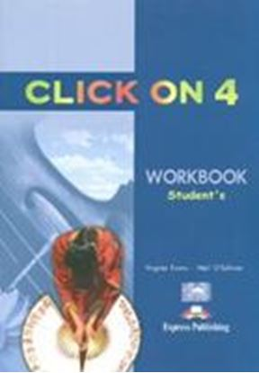 Εικόνα της CLICK ON 4 WORKBOOK STUDENT'S