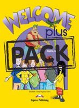 Εικόνα της WELCOME PLUS 1 S'S (WITH CD & MY ALPHABET BOOKLET)