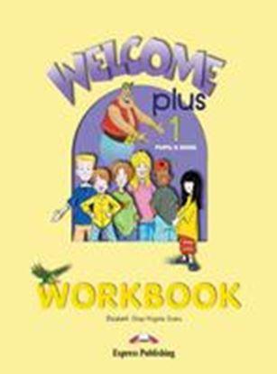 Εικόνα της WELCOME PLUS 1 WORKBOOK