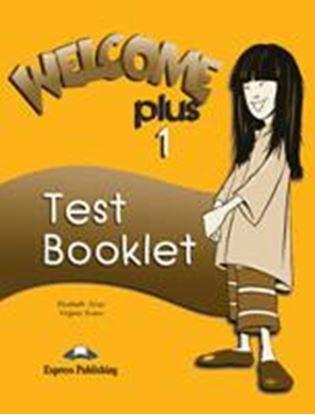 Εικόνα της WELCOME PLUS 1 TEST BOOKLET