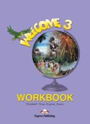 Εικόνα της WELCOME 3 WORKBOOK