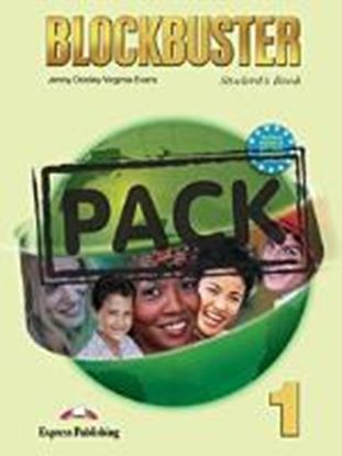 Εικόνα της BLOCKBUSTER 1 S'S PACK 1 GREEK (WITH READER-ROBIN HOOD READER + CD-ROM)