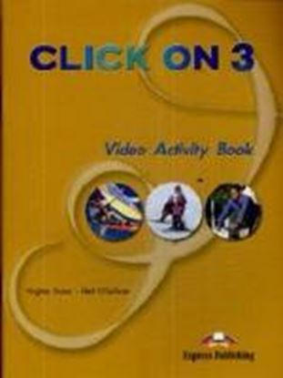 Εικόνα της CLICK ON 3 DVD ACTIVITY BOOK