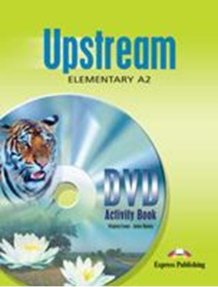 Εικόνα της UPSTREAM ELEMENTARY A2 DVD ACTIVITY BO OK