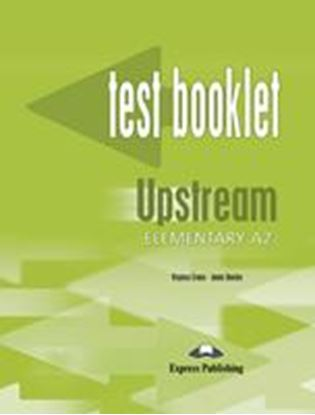 Εικόνα της UPSTREAM ELEMENTARY A2 TEST BOOKLET