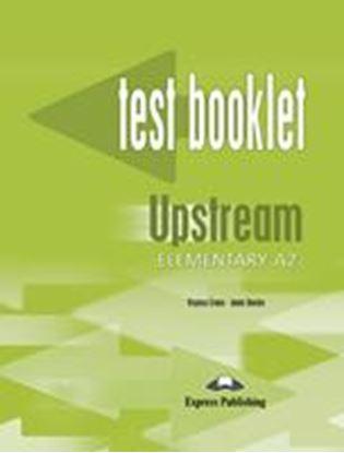 Εικόνα της UPSTREAM ELEMENTARY A2 TEST BOOKLET