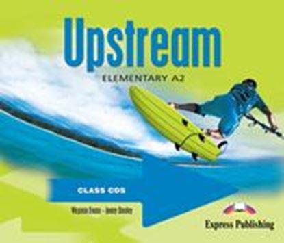 Εικόνα της UPSTREAM ELEMENTARY A2 CLASS CDs (SET OF 3)