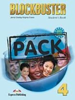 Εικόνα της BLOCKBUSTER 4 S'S PACK 1 (WITH READER-KIDNAPPED READER & CD)