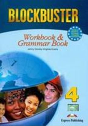 Εικόνα της BLOCKBUSTER 4 WORKBOOK & GRAMMAR