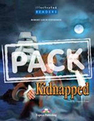 Εικόνα της KIDNAPPED ILLUSTRATED WITH CD