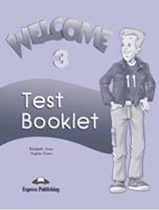 Εικόνα της WELCOME 3 TEST BOOKLET
