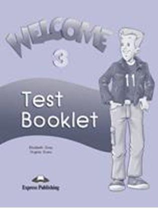 Εικόνα της WELCOME 3 TEST BOOKLET