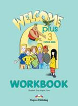 Εικόνα της WELCOME PLUS 3 WORKBOOK