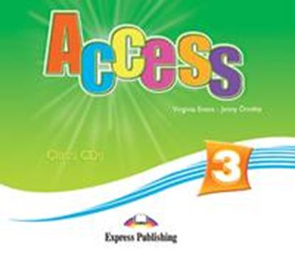 Εικόνα της ACCESS 3 CLASS CDs (SET OF 4)