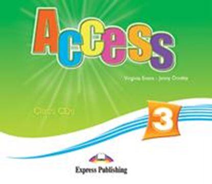 Εικόνα της ACCESS 3 CLASS CDs (SET OF 4)