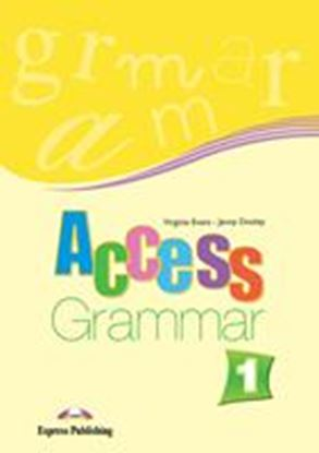 Εικόνα της ACCESS 1 GRAMMAR BOOK - GREEK EDITION
