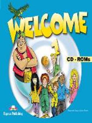 Εικόνα της WELCOME 1 CD ROMs (SET OF 4)