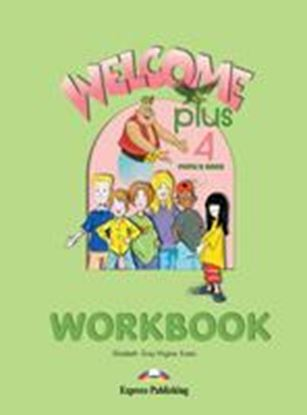 Εικόνα της WELCOME PLUS 4 WORKBOOK