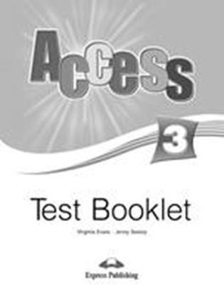 Εικόνα της ACCESS 3 TEST BOOKLET
