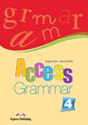 Εικόνα της ACCESS 4 GRAMMAR BOOK - GREEK EDITION