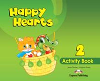 Εικόνα της HAPPY HEARTS 2 ACTIVITY BOOK