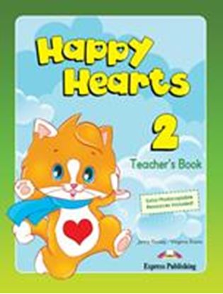 Εικόνα της HAPPY HEARTS 2 TEACHER'S BOOK