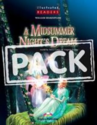 Εικόνα της Α MIDSUMMER NIGHT'S DREAM ILLUSTR, WITH CD