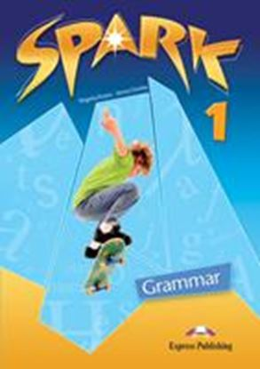 Εικόνα της SPARK 1 GRAMMAR BOOK (Monstertrackers) GREEK EDITION