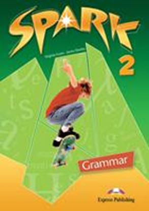 Εικόνα της SPARK 2 GRAMMAR BOOK  (Monstertrackers ) GREEK EDITION