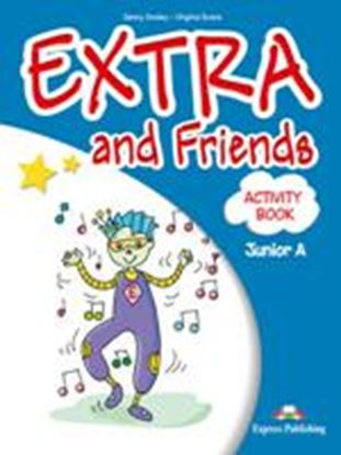 Εικόνα της EXTRA & FRIENDS JUNIOR A ACTIVITY BOOK GREECE