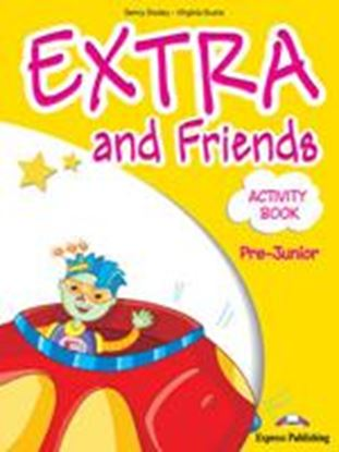 Εικόνα της EXTRA & FRIENDS PRE-JUNIOR ACTIVITY BOOK (GREECE)