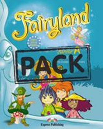 Εικόνα της FAIRYLAND JUNIOR a PUPIL'S ieBOOK PACK (GREECE) (Pupil_s book, A lphabet Booklet, Pupil's CD, DVD, ieB